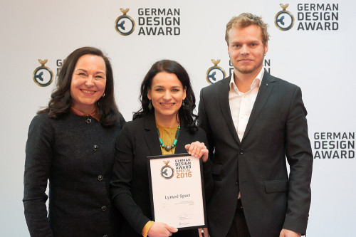Lymed_German_Design_award
